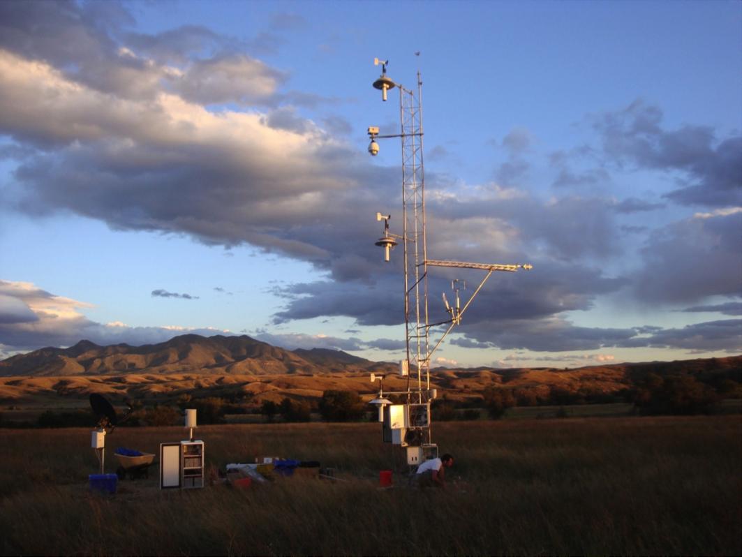 SEBN site at Audubon Ranch, Arizona