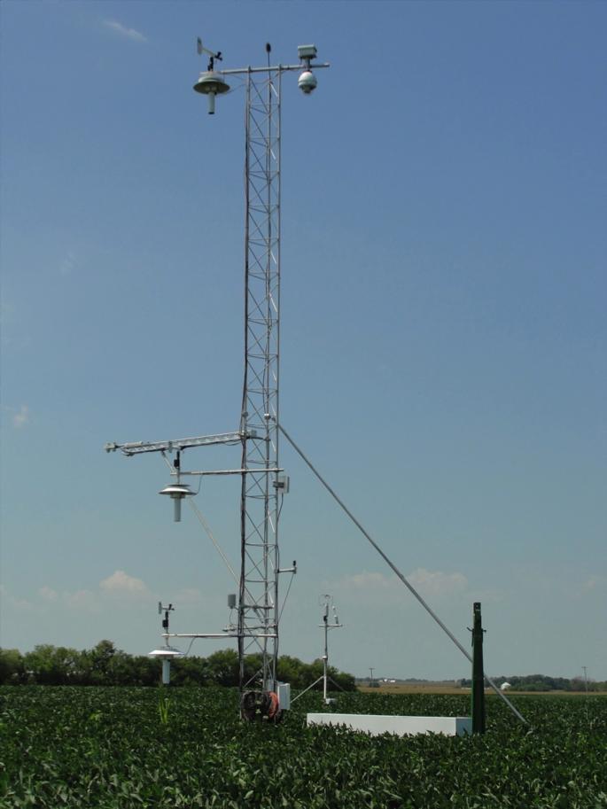 SEBN site at Bondville, Illinois