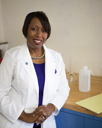 Photo of ATDD Deputy Director, Dr. LaToya Myles