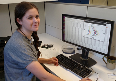 Photo of 2016 Hollings Scholar Kathryn Wheeler
