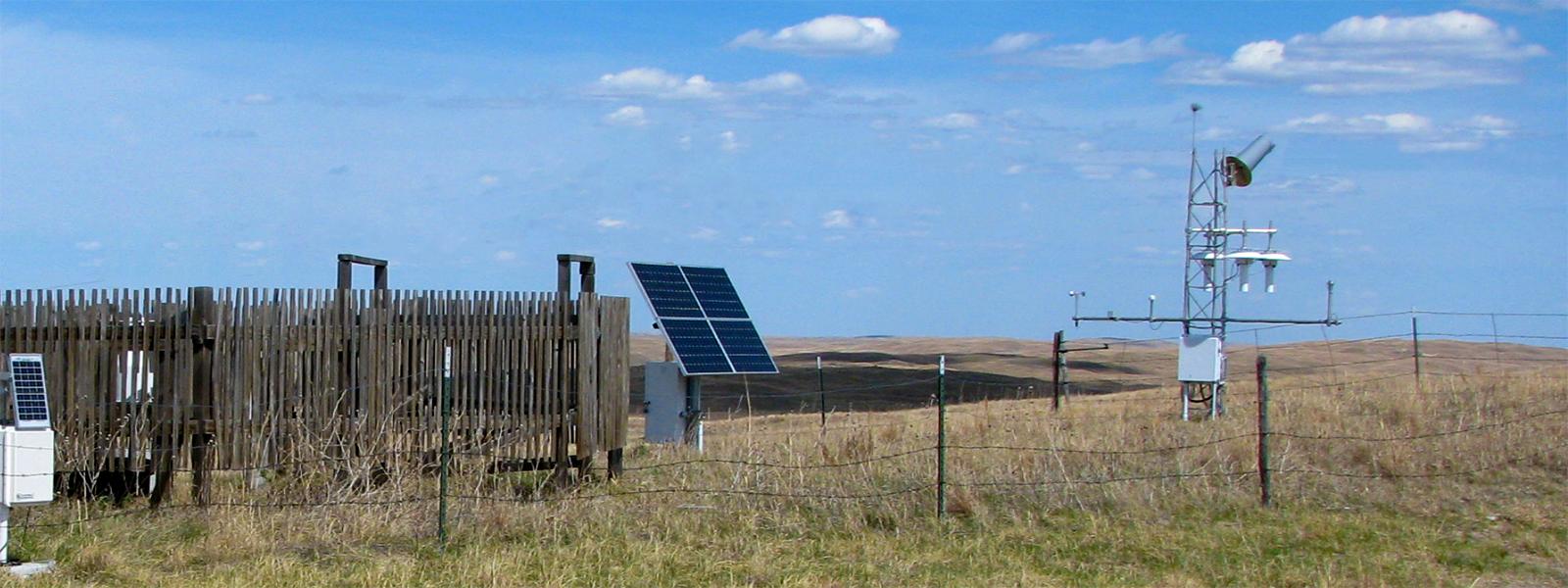 Site photo of Whitman NE