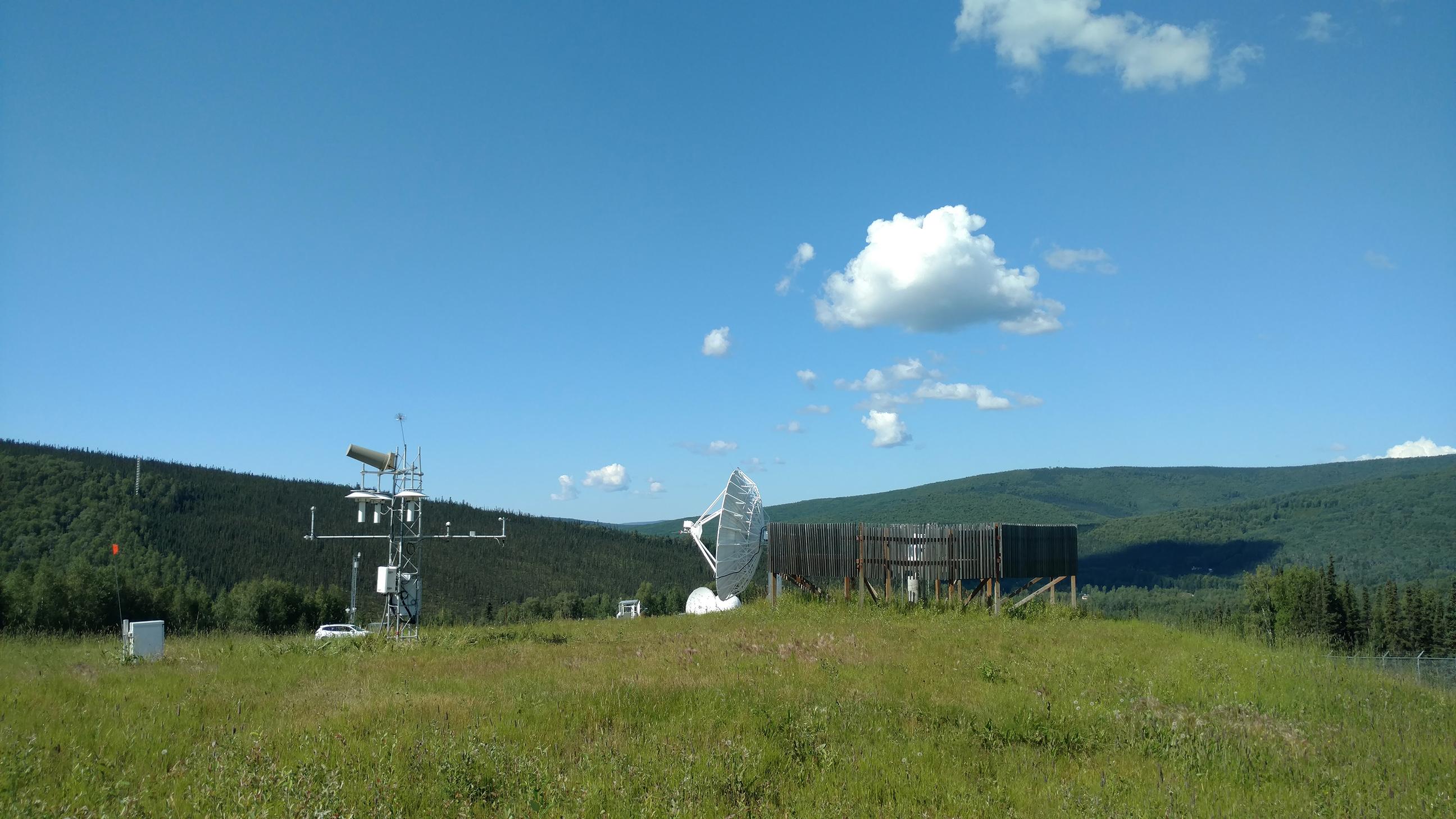 Site photo for AK Fairbanks