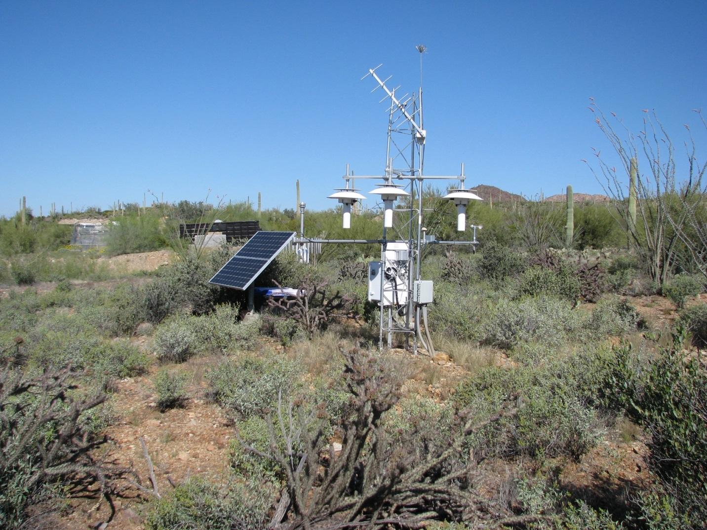 Site photo for AZ Tucson