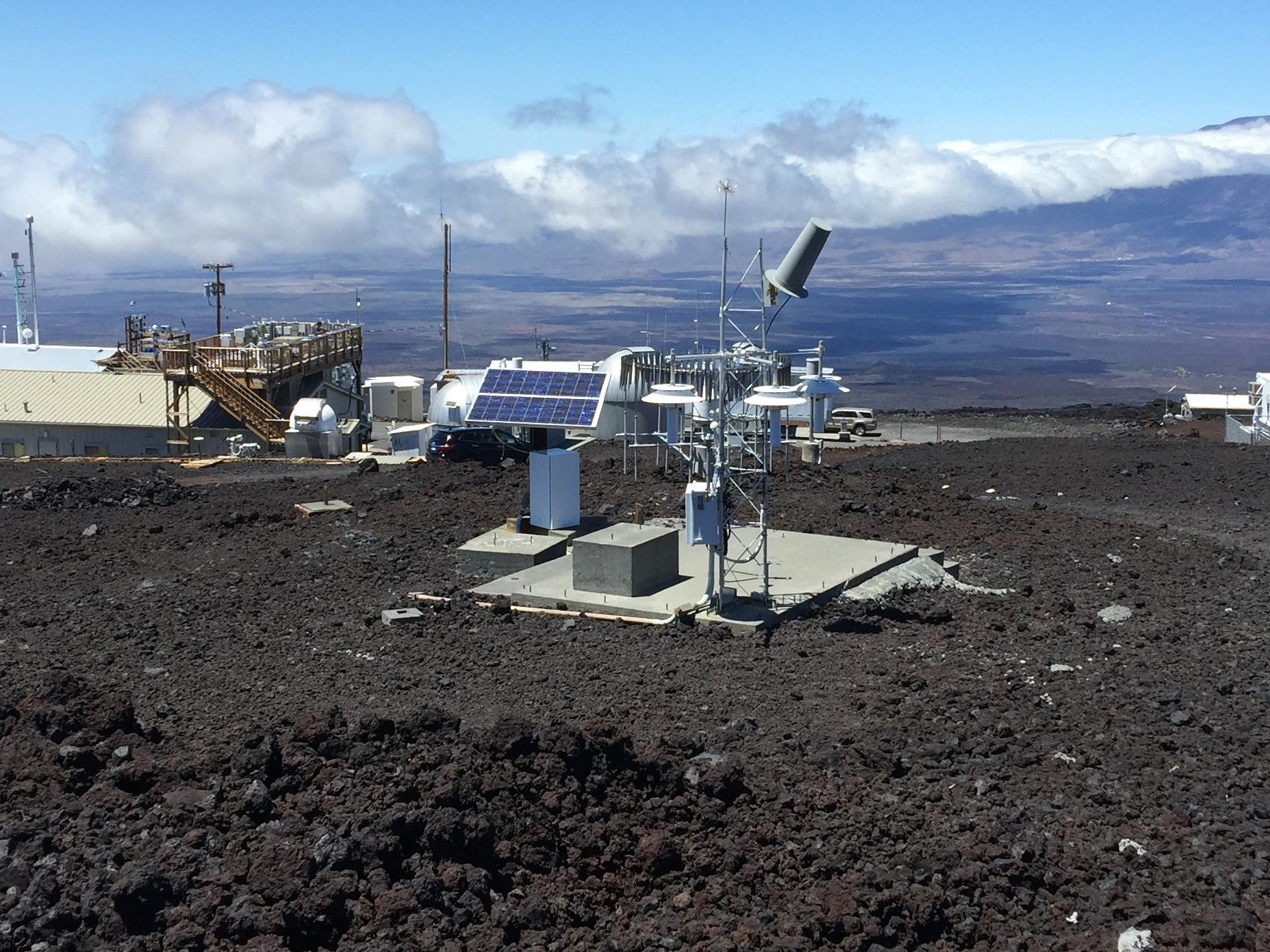 Site photo for HI Mauna Loa