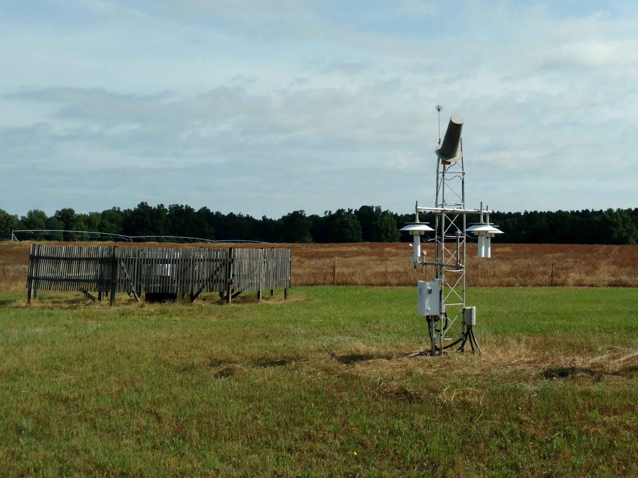 Site photo for SC Blackville