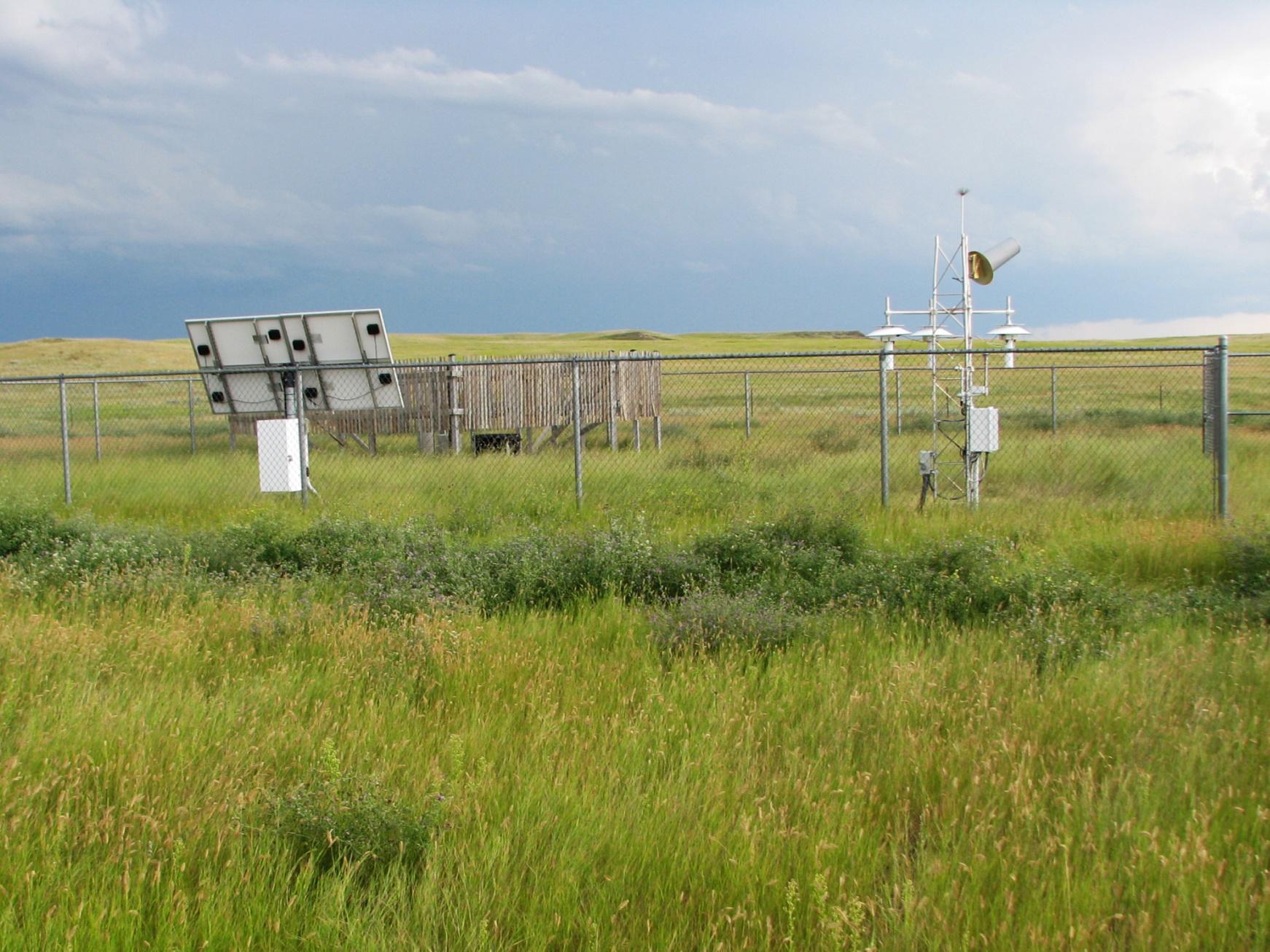 Site photo for SD Buffalo