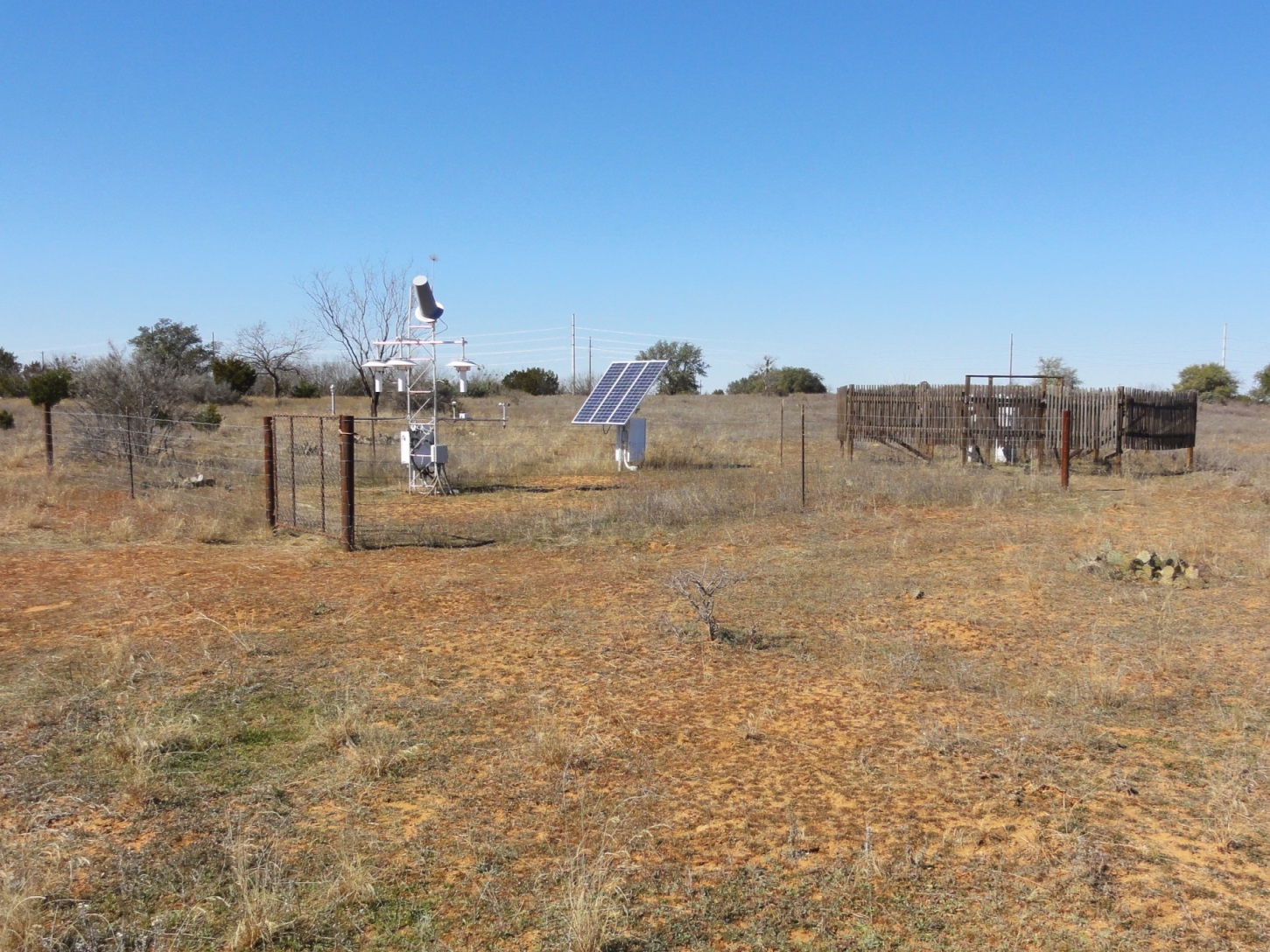 Site photo for TX Bronte
