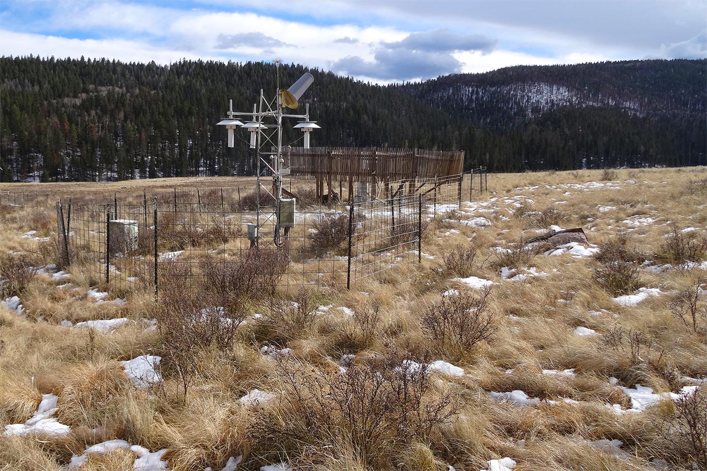 Site photo for NM Los Alamos