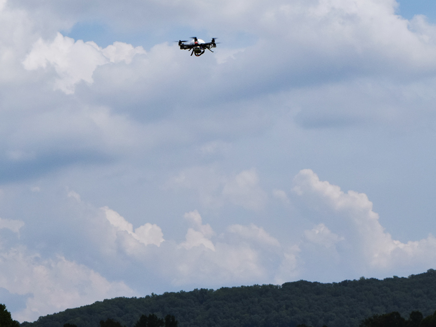 meteomatics drone